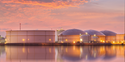 Ensure safe LNG storage and distribution with Senmatic's sensors